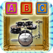 ABC first words - learn to spell musical instruments : Letters , Sound